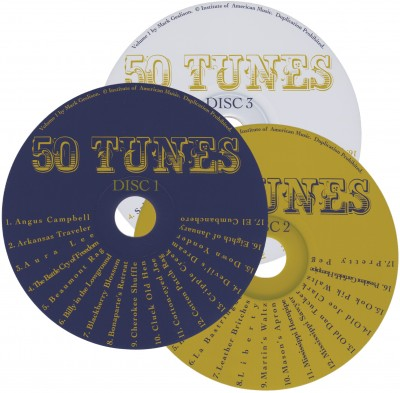 50 Tunes 3-CD Graphic for Website