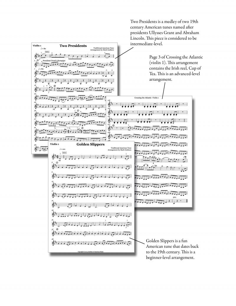 Fiddling Duets Violin 1 Look Inside