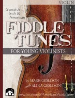 Fiddle Tunes YV Cover Violin for Web