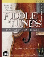 Fiddle Tunes YV Viola Cover for Web