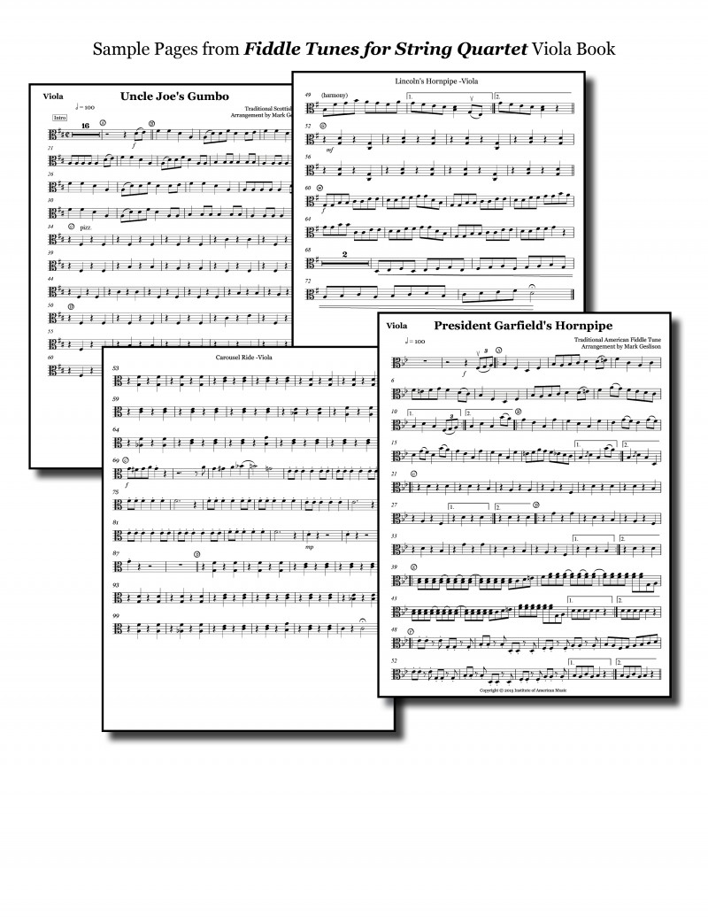 SQ Look Inside Viola Book